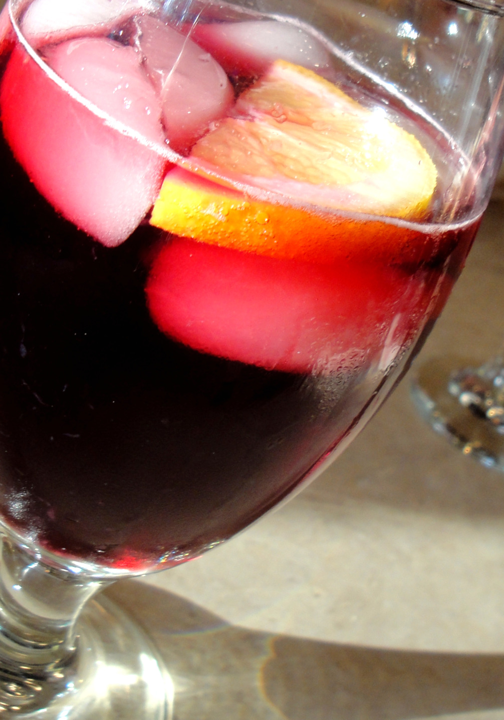 Red Wine Spritzers! « INDULGE